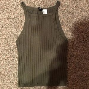 Cute and comfy DIVIDED top, only worn once!